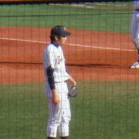 神宮球場、大学野球の応援に行きました。のサムネイル