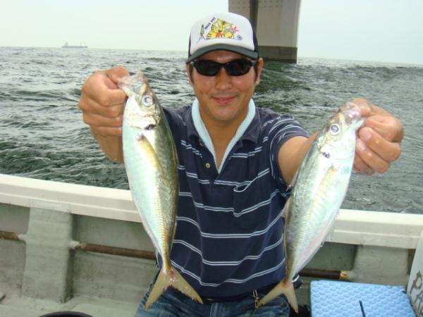 マアジ&シロギス便(餌釣り)のサムネイル