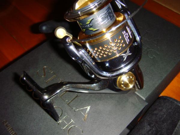 シマノ 2010 ステラC3000HG 優勝商品!