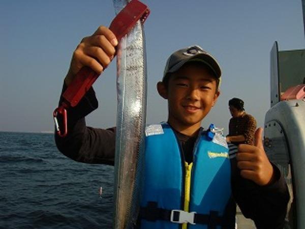 夜メバル 太刀魚 良く釣れました。