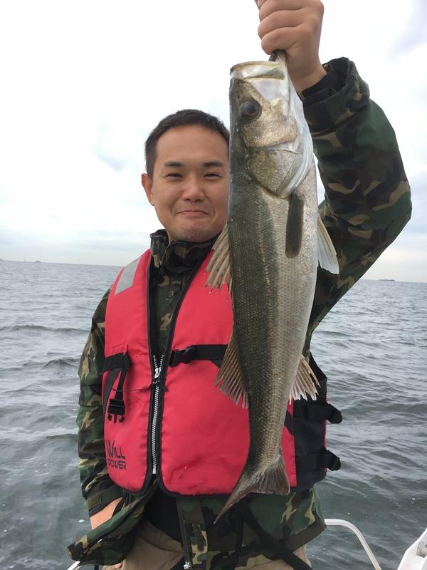 シーバス釣りのサムネイル