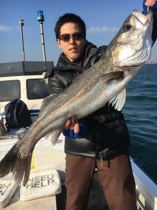 アレがいっぱい釣れました。